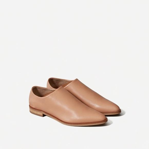 Everlane The Modern Babo Shoes - GUC
